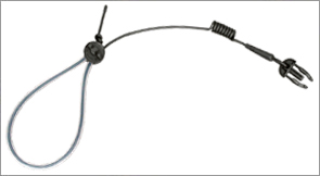 Buckle type of additional coiled wire